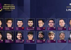 Тур чемпионов: Раджабов вышел в 1/4 финала