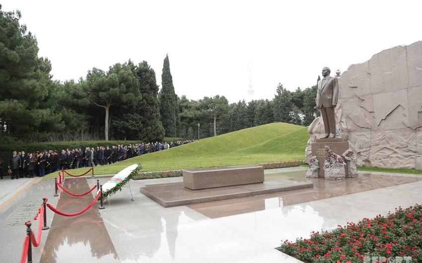 Министр: Азербайджанская молодежь тесно сплотилась вокруг президента Ильхама Алиева