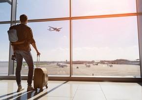 Поток туристов в Азербайджан сократился более чем на 36%