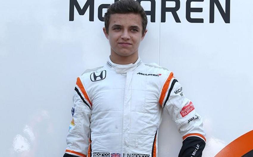 """""""McLaren""""in pilotu AVRO-2020-nin finalından sonra soyuldu"""