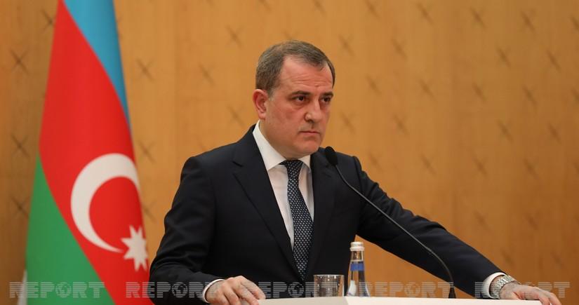 Министр: Отказ Армении передать карты минных полей угрожает реализации трехстороннегозаявления