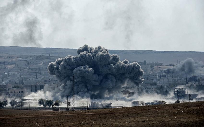 İraqda 20-dən çox İŞİD terrorçusu məhv edilib