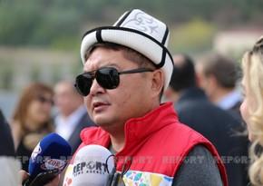 Kyrgyz ambassador: Azerbaijan has image of peace-loving state