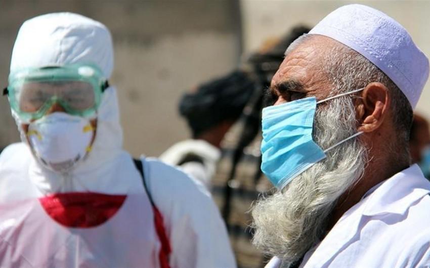 Əfqanıstanda koronavirusdan ölənlərin sayı artdı