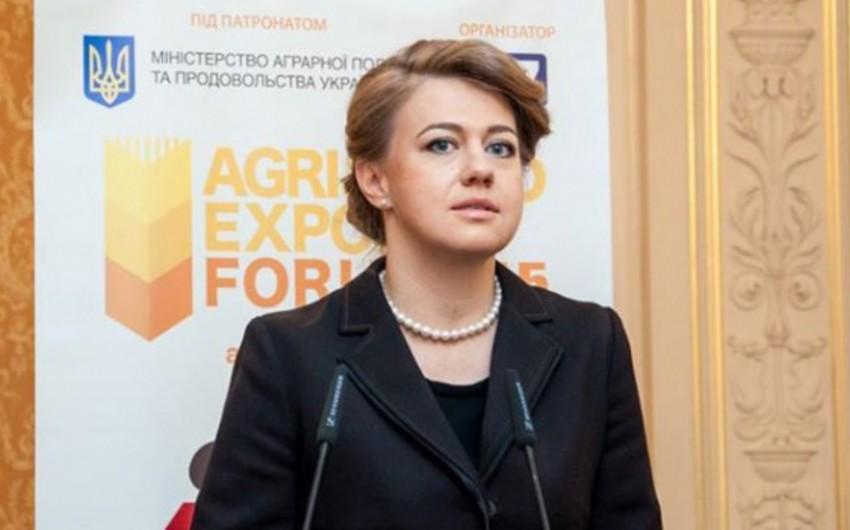 Azərbaycan Ukrayna ilə aqrar sahədə əməkdaşlığı intensivləşdirmək istəyir