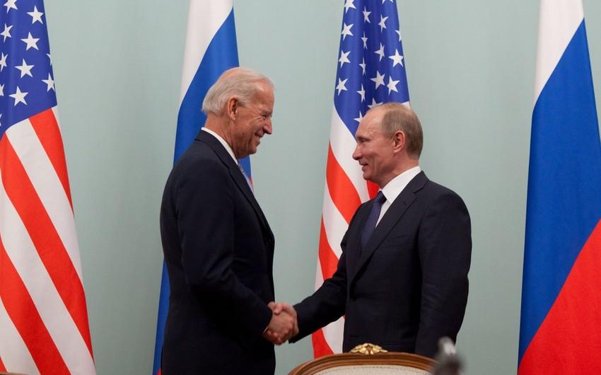 Bayden iyunda Putinlə görüşəcəyinə ümid edir