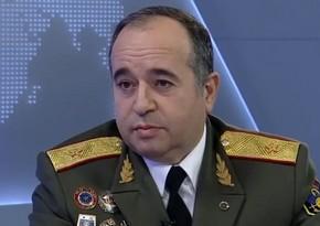 Paşinyan general-mayor müşavirini vəzifədən azad edib