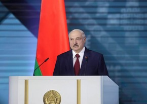 President Alexander Lukashenko assumes his sixth term of office