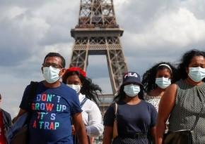 В Париже с понедельника ношение масок станет обязательным
