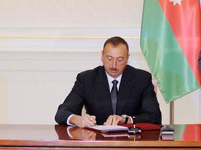 Президент Азербайджана выделил три миллиона манатов на строительство автодороги