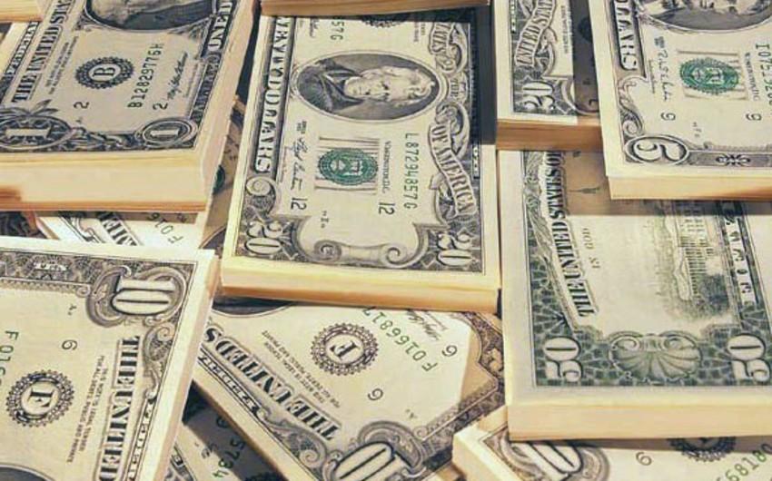 Валютные резервы Азербайджана увеличились на 7%