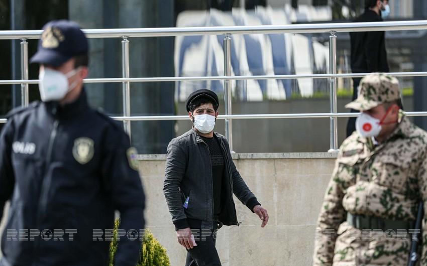 В Азербайджане отменят использование масок на открытом воздухе