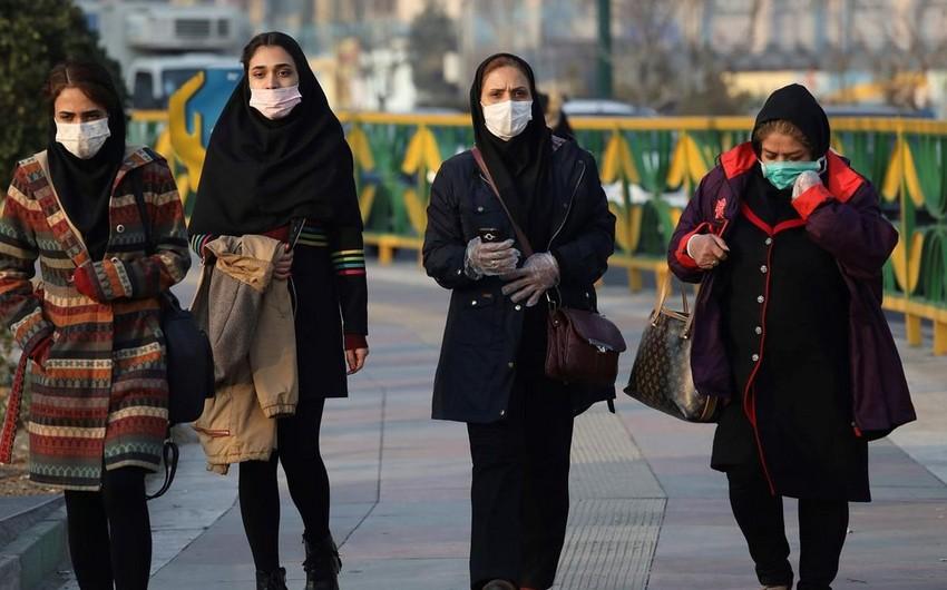 İranda COVID-19 xəstələrinin sayı 82 min nəfəri ötdü