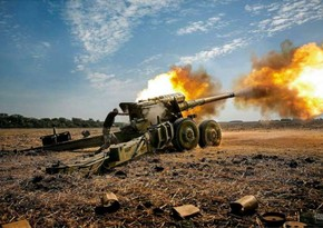 Defense Ministry: The enemy fires at Goranboy, Terter, and Agdam regions
