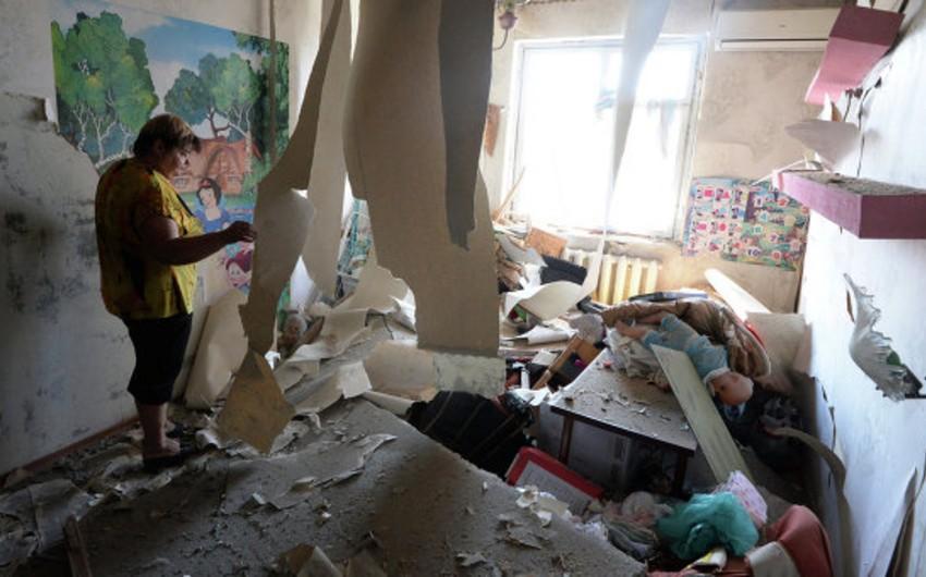 Ukraynada münaqişə nəticəsində ölənlərin sayı açıqlanıb