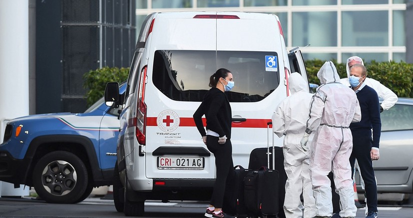 Gürcüstandakoronavirusa 234 yeni yoluxma qeydə alınıb
