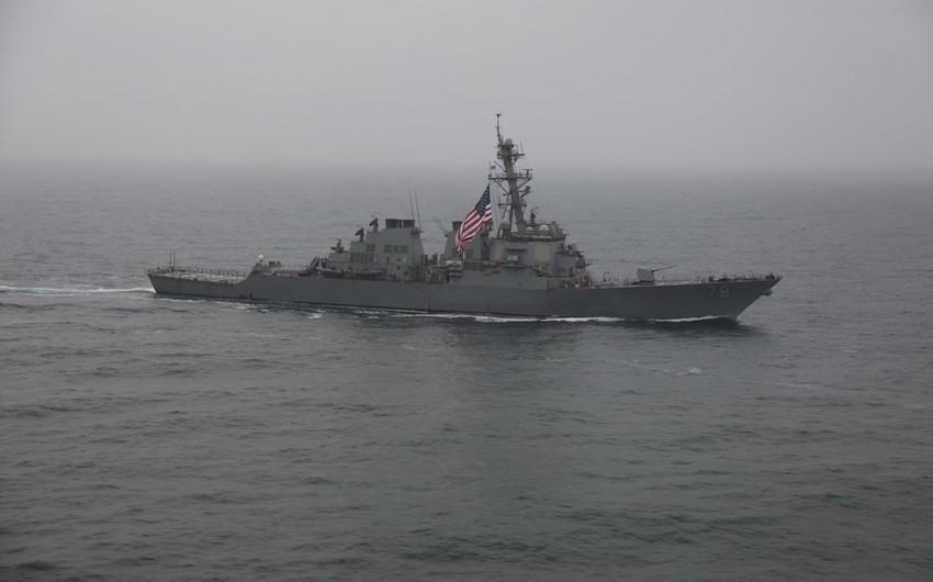 ABŞ və Rusiya Sakit okeanda hərbi təlim keçirir