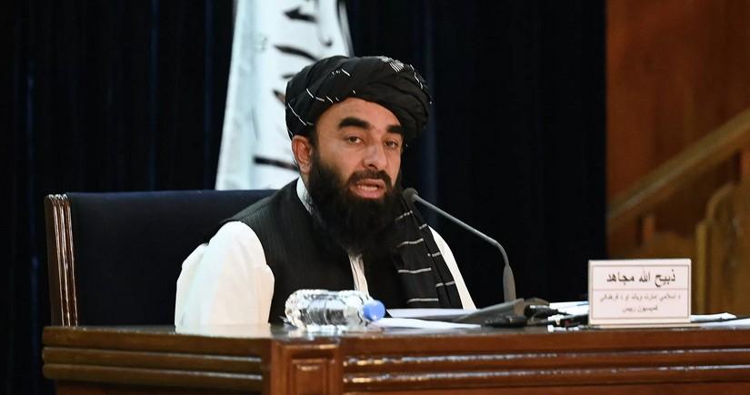 Taliban refuses to accept int'l community's demands
