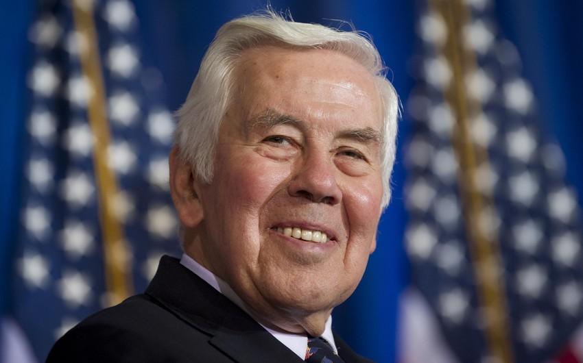 ABŞ-ın keçmiş senatoru Riçard Luqar vəfat edib