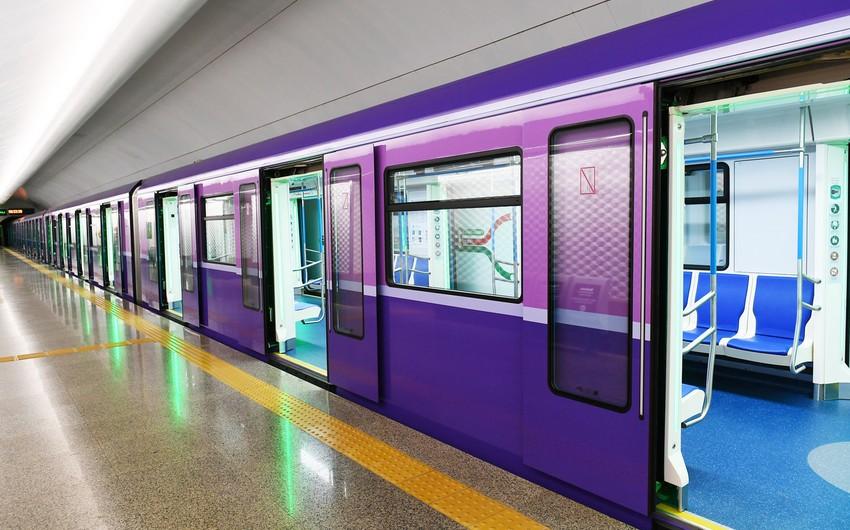Metroda  sərnişindaşıma fəaliyyəti bərpa edilib - YENİLƏNİB