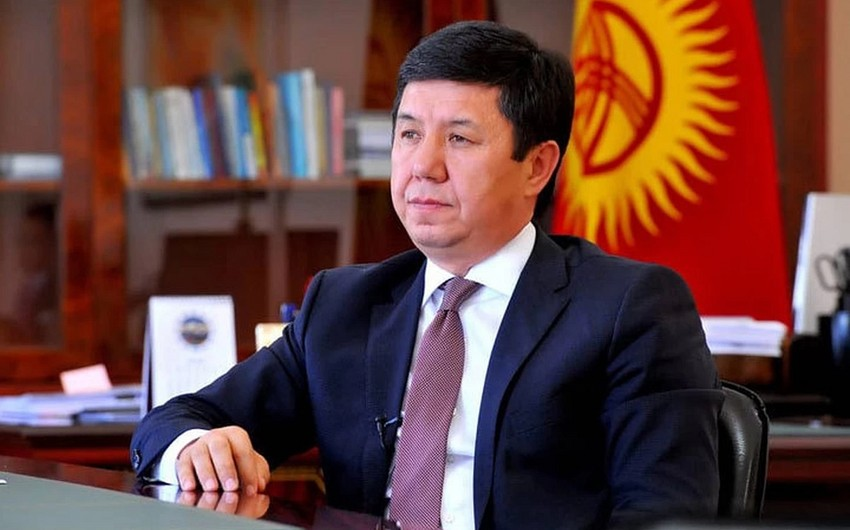 Экс-премьер Кыргызстана призвал создать правительство народного доверия