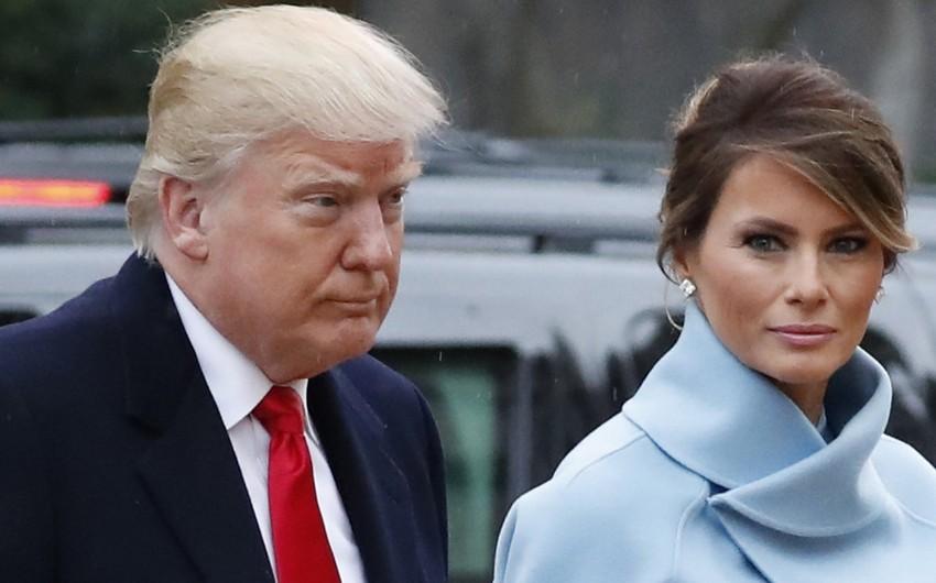 ABŞ prezidentinin xanımı Ağ Evin nümayəndəsinin işindən narahatdır