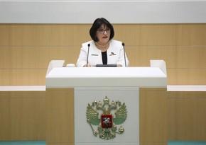 Сахиба Гафарова: На действия Армении следует дать адекватный ответ