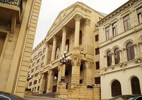 Armenian shelling of Goranboy killed one person