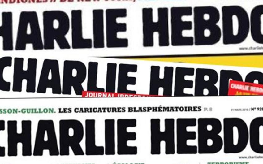 Charlie Hebdo Məhəmməd Peyğəmbərin karikaturalarını dərc etməkdən imtina edib