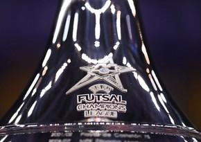Çempionlar Liqasının final mərhələsi Belarusdan alındı