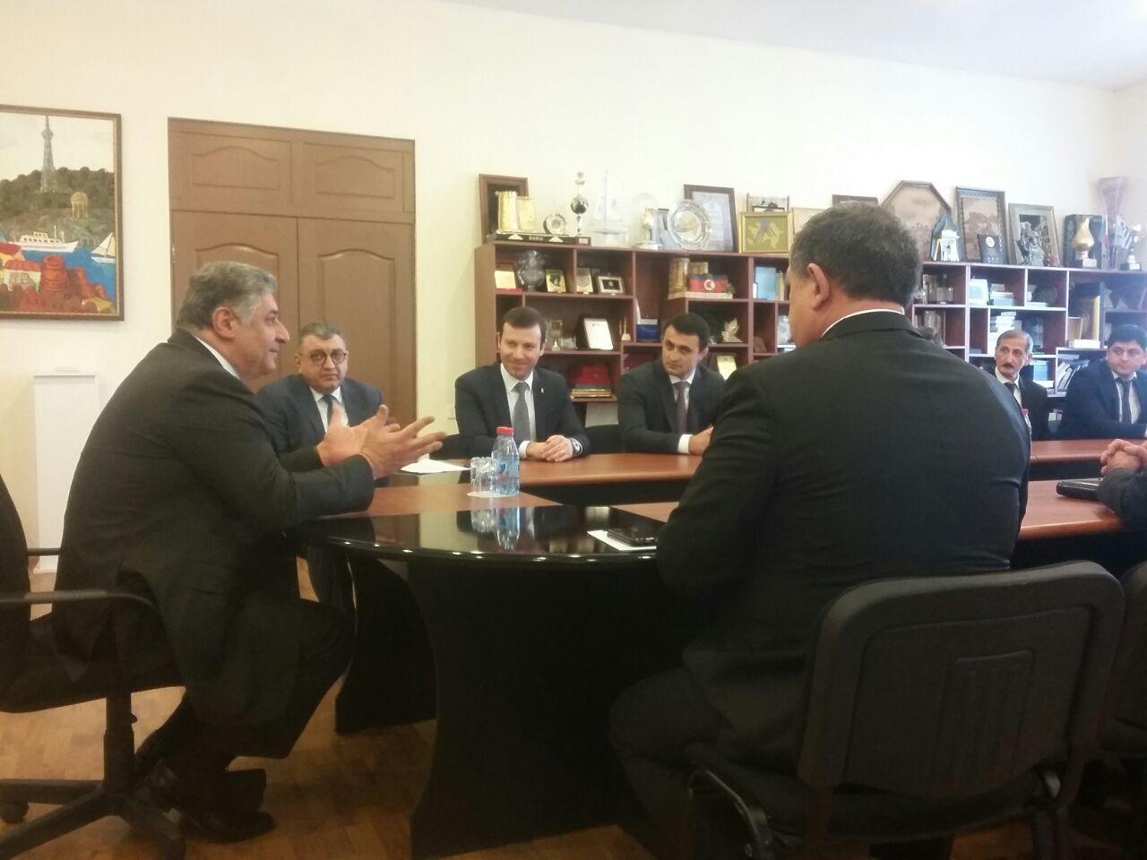 Депутат Милли Меджлиса избран президентом федерации