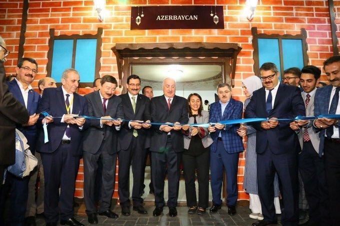 Ankarada Azərbaycan gecələri adlı tədbir keçirilib