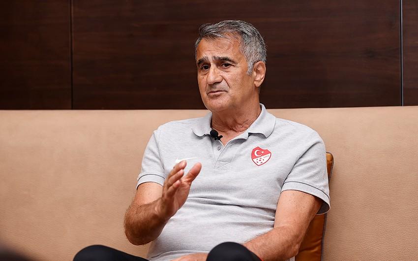 Şenol Güneş: Bədavi Hüseynovu Bursaspora transfer etmək istəyirdik