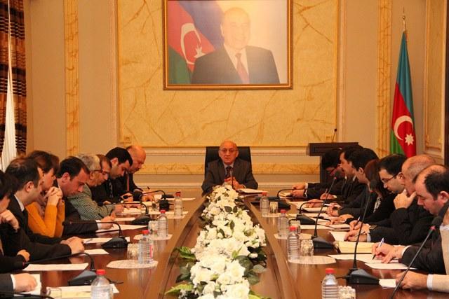 Мубариз Гурбанлы стал председателем комиссии