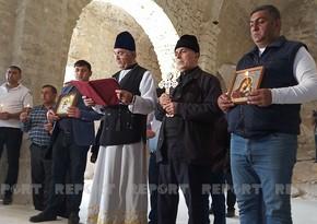 Alban-Udi xristian dini icmasının sədri: Ermənilər bizim kilsələri dağıdıb, saxtalaşdırıb