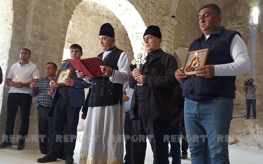 Alban-Udi xristian dini icmasının sədri -