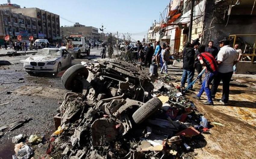 Bağdad yaxınlığında törədilən partlayış nəticəsində ölənlərin sayı 41 nəfərə çatıb