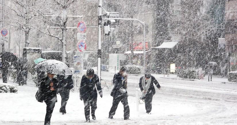 Snow predicted tomorrow in Azerbaijan