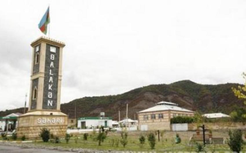 Balakən Rayon İcra Hakimiyyətinə 2,9 milyon manat ayrılıb