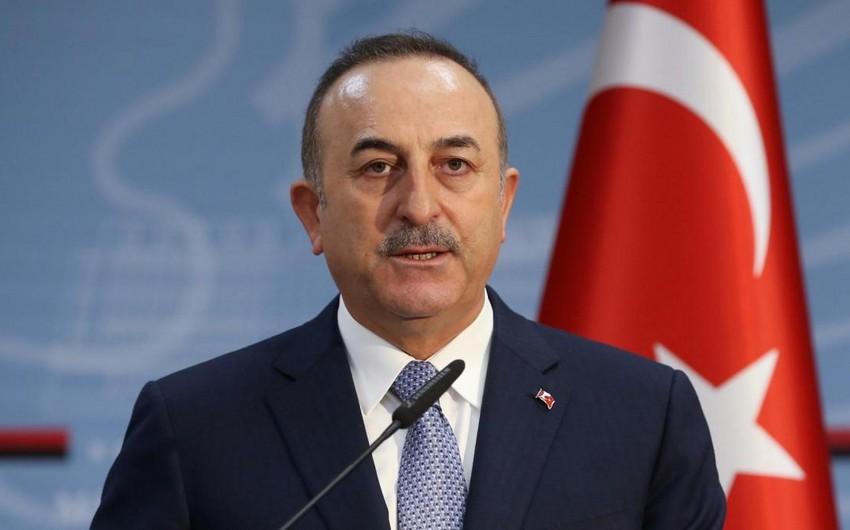Mövlud Çavuşoğlu Azərbaycan XİN başçısını Türkiyəyə səfərə dəvət edib
