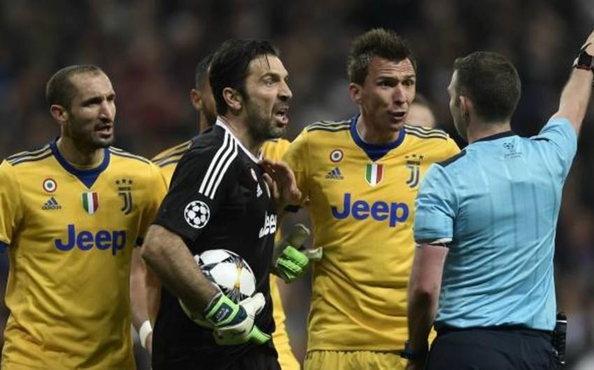 UEFA Canluici Buffona qarşı intizam işi açıb