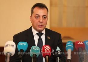 """Deputat: """"Azərbaycan hələ də dünyadan ədalət gözləyir"""""""