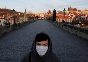 Чехия вышла на первое место в ЕС по числу заболевших COVID-19