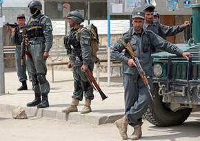 """KİV: Əfqanıstanda """"taliblər""""in hücumu zamanı 30-a yaxın polis öldürülüb"""