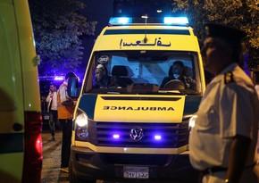 Тяжелое ДТП в Египте, погибли девять человек