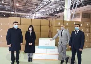 Israel sends medical and humanitarian aid to Azerbaijan