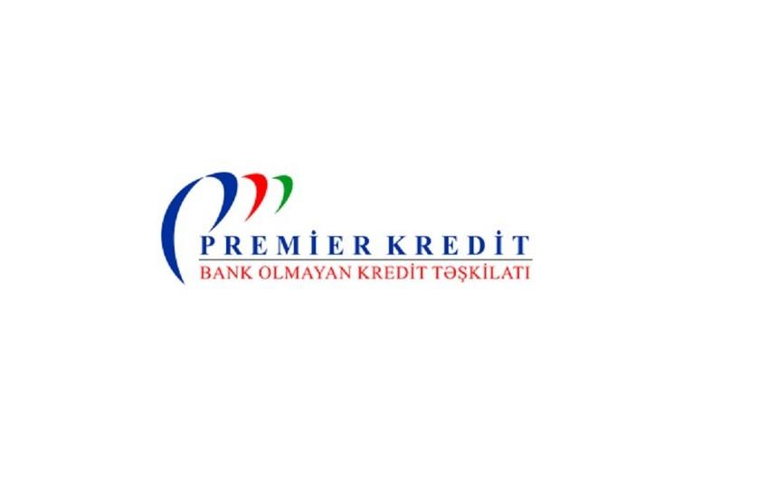"""Premier Kredit"" BOKT-nin aktivləri 10% azalıb"
