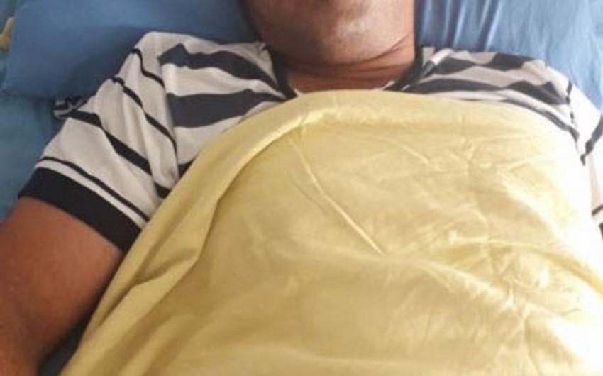 Kürdəmirdə polis epilepsiya xəstəsinin həyatını xilas edib - FOTO