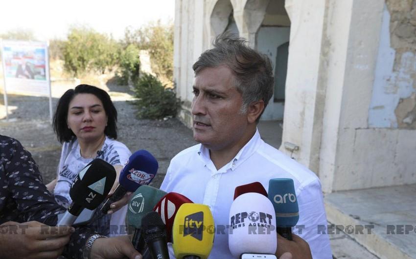TDƏŞ rəsmisi: Türkdilli ölkələrin iş adamları Qarabağın bərpasında iştirak etmək istəyirlər