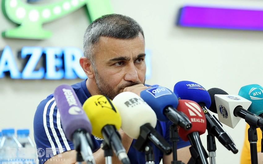 Главный тренер Карабаха: Игрокам необходимо больше думать о поле